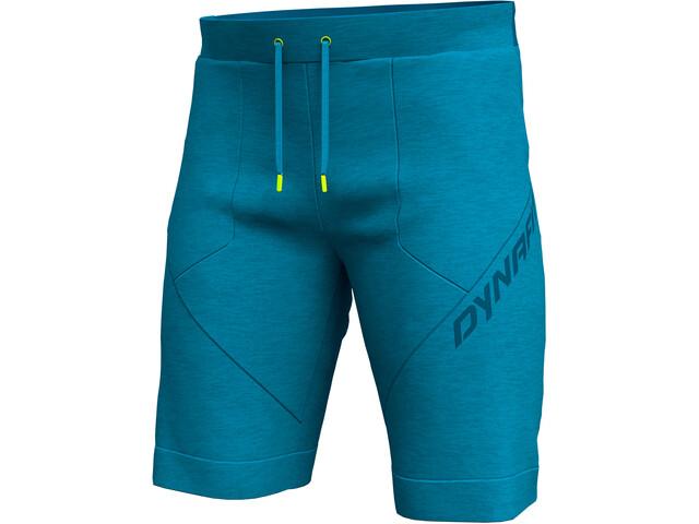 Dynafit 24/7 Track Shorts Heren, mykonos blue melange